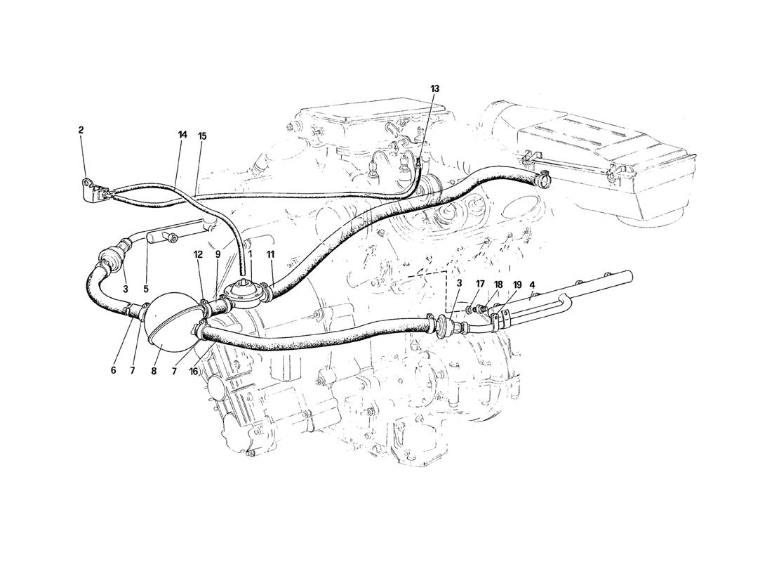 AIR INJECTION (FOR CH86 AND CH87 VERSION)