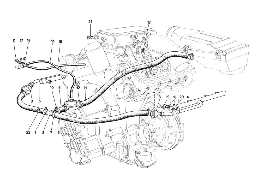 AIR INJECTION (FOR USA AND CH88 VERSION)