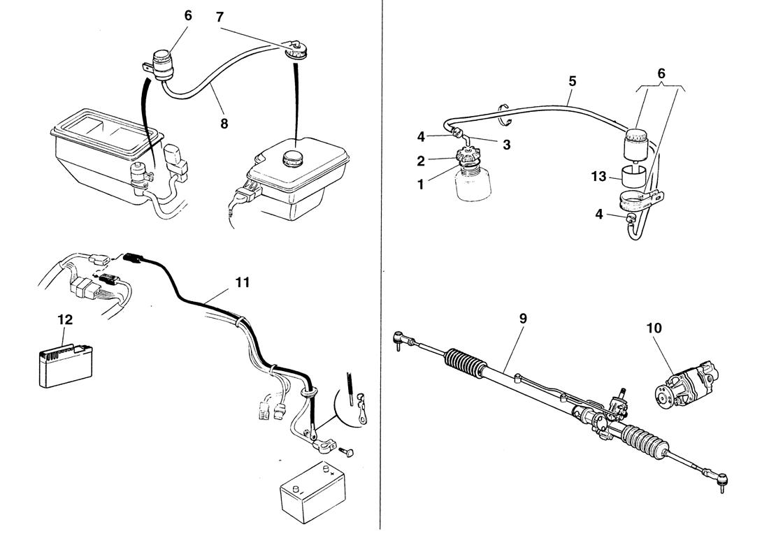ABS AND POWER-STEERING