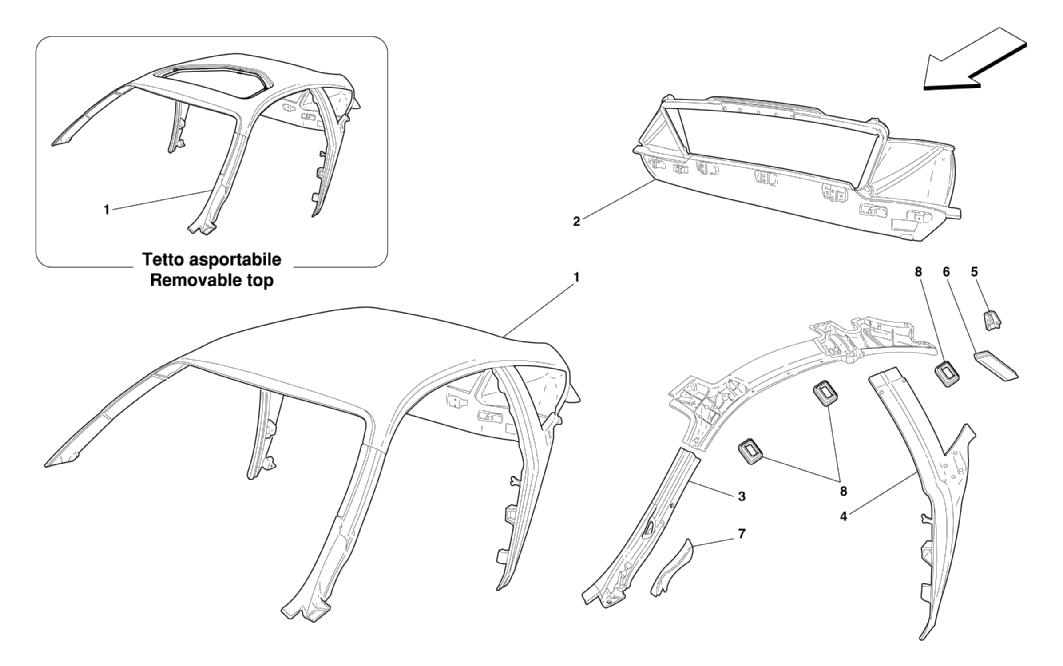 ROOF - STRUCTURE