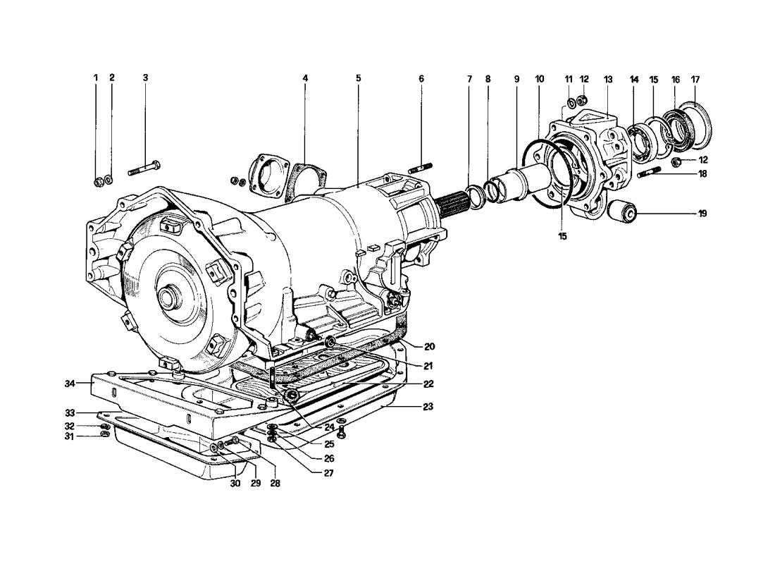 AUTOMATIC TRANSMISSION (400 AUTOMATIC)