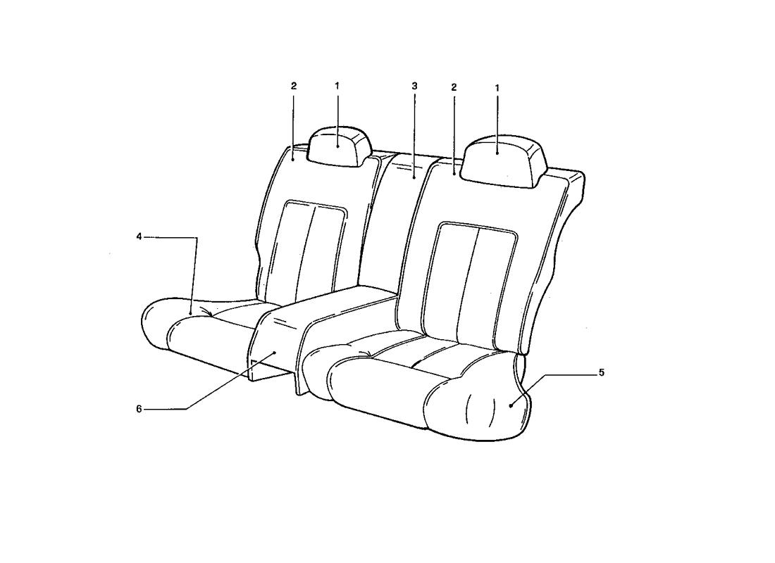 RAER SEATS (VARIATIONS)