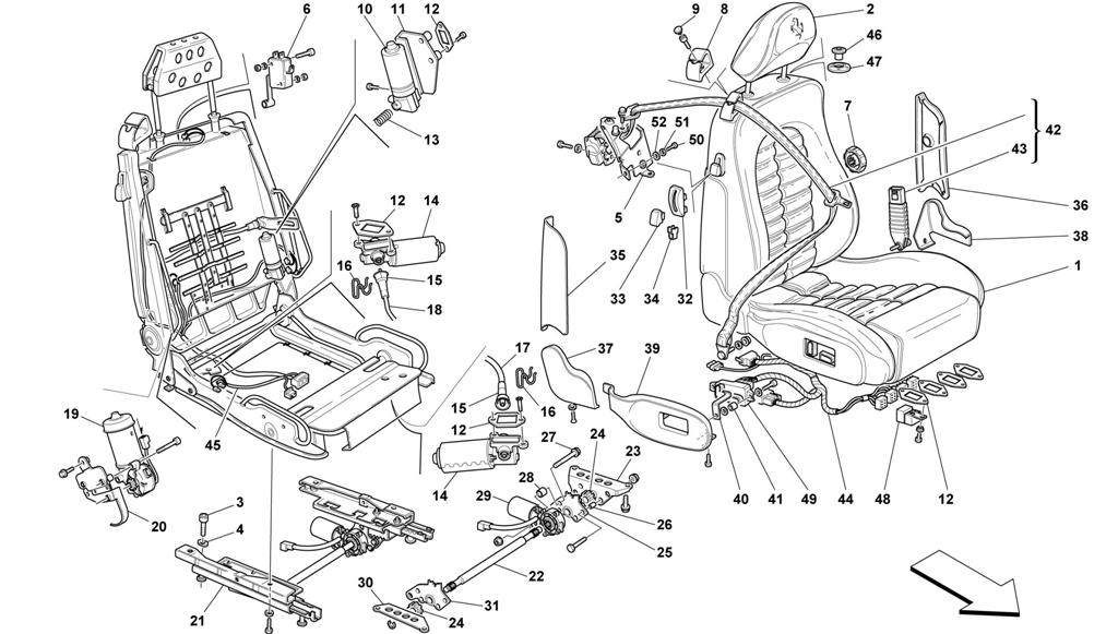 SEAT AND SAFETY BELTS -COMFORT-