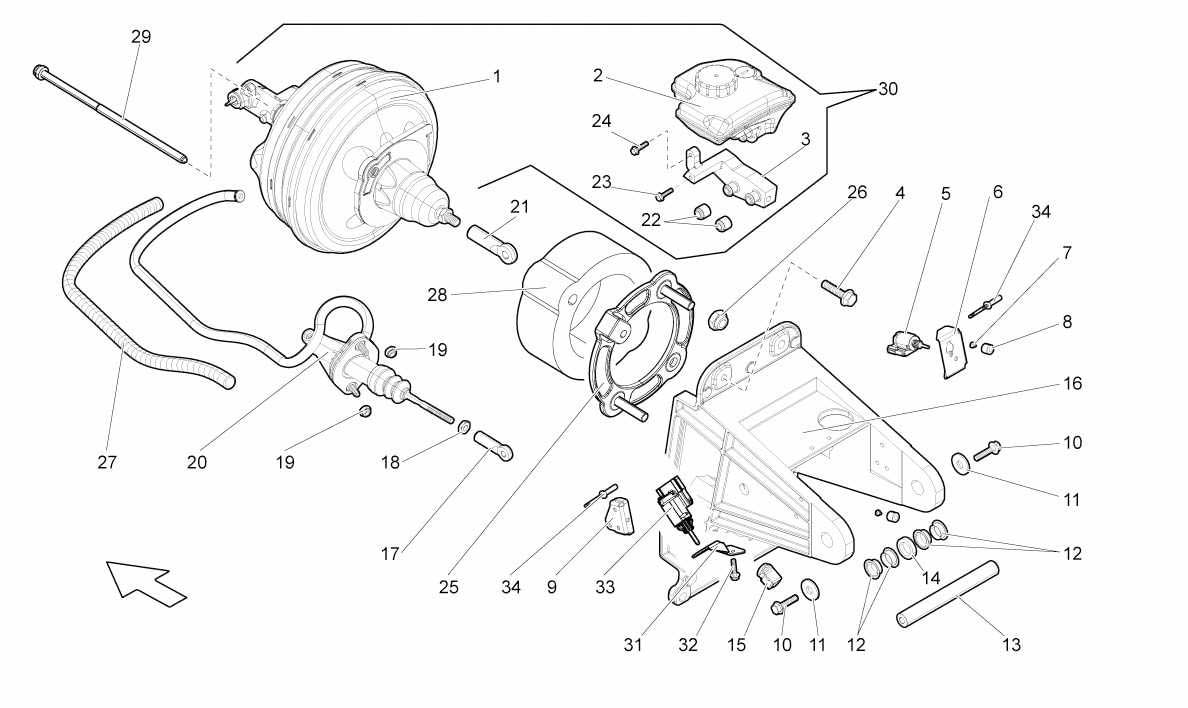 POWER BRAKE (MANUAL)