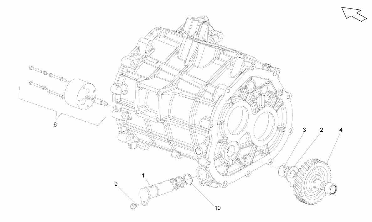 GEARBOX OIL PUMP