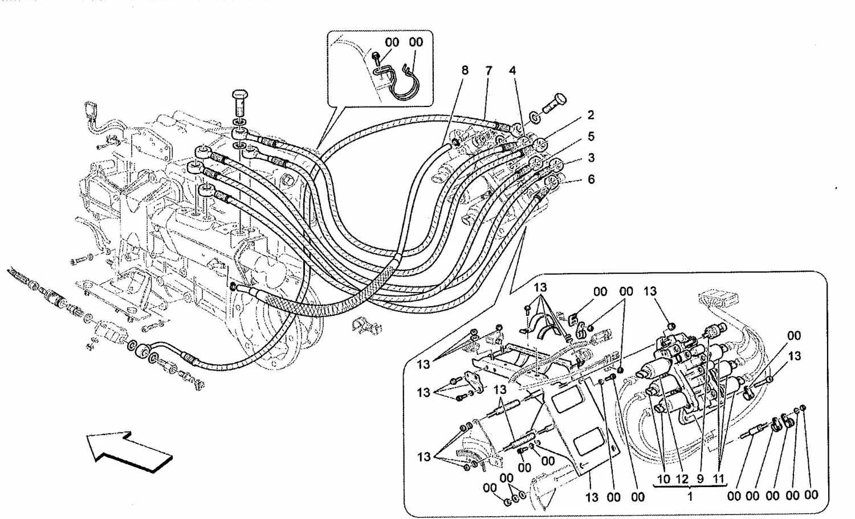 GEARBOX HYDRAULICS: POWER UNIT