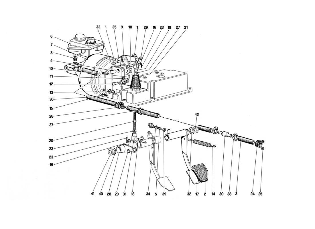 BRAKE HYDRAULIC SYSTEM