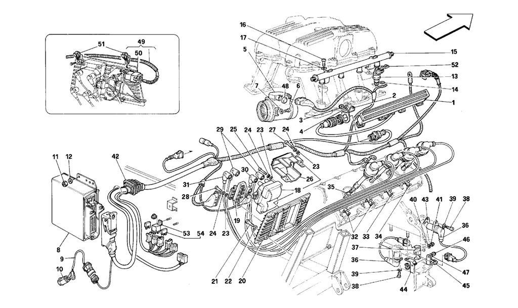 ENGINE IGNITION -MOTRONIC 2.7-