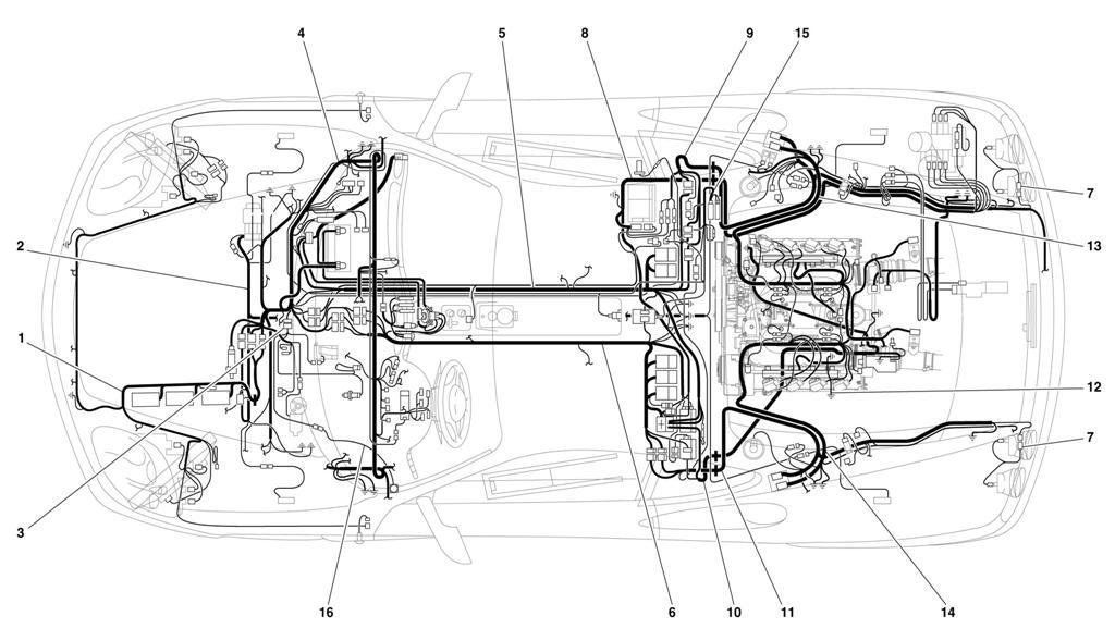 Electrical System: Ferrari 430 Challenge Wiring Diagram At Freddryer.co