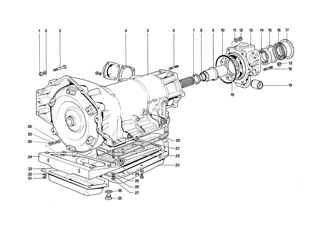 AUTOMATIC TRANSMISSION - 412 A.
