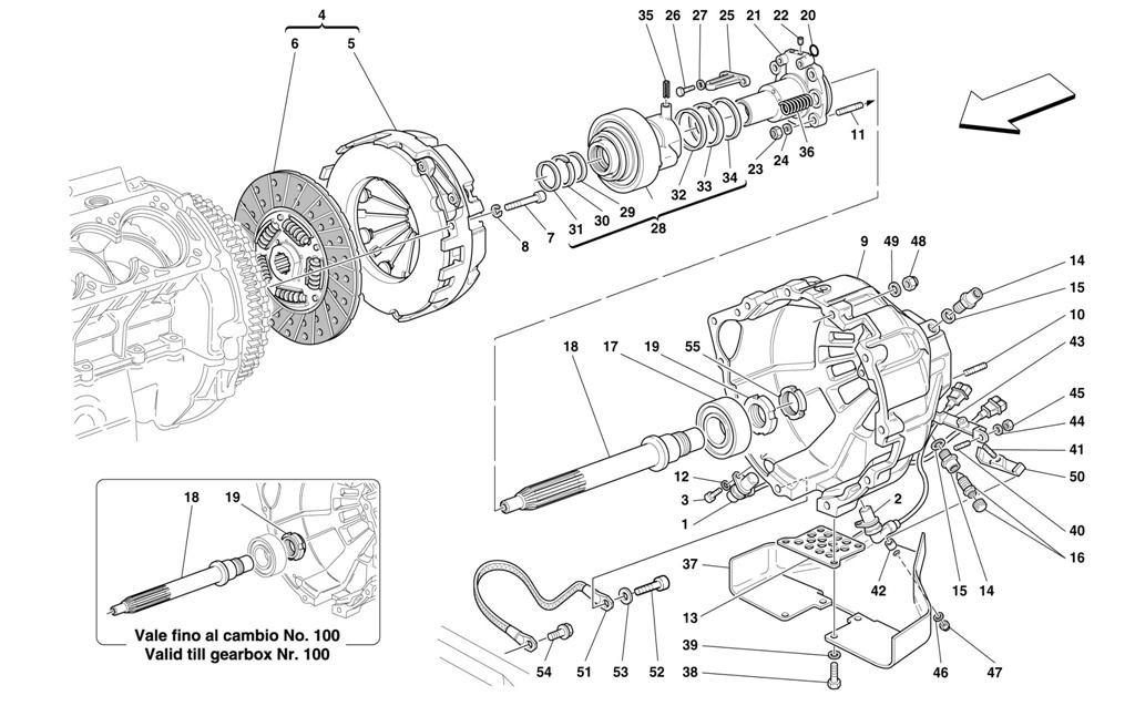 CLUTCH - CONTROLS -NOT FOR 456M GTA