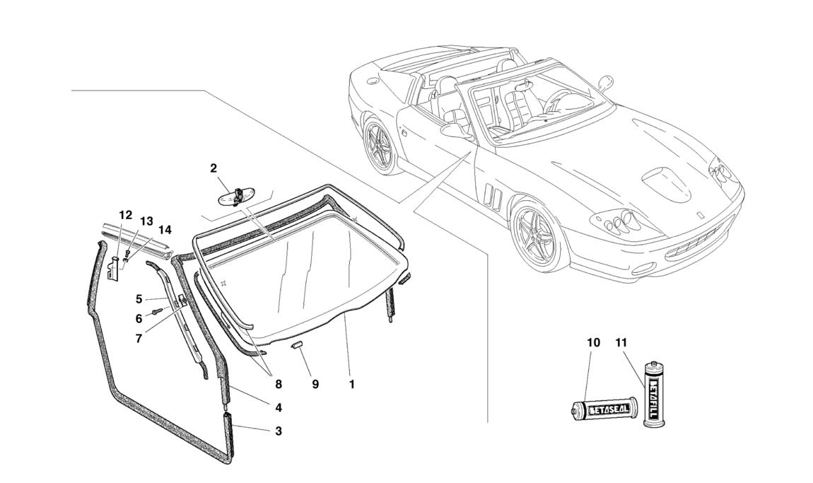 Glasses And Gaskets: Ferrari Superamerica Power Seat Wiring Diagram At Submiturlfor.com