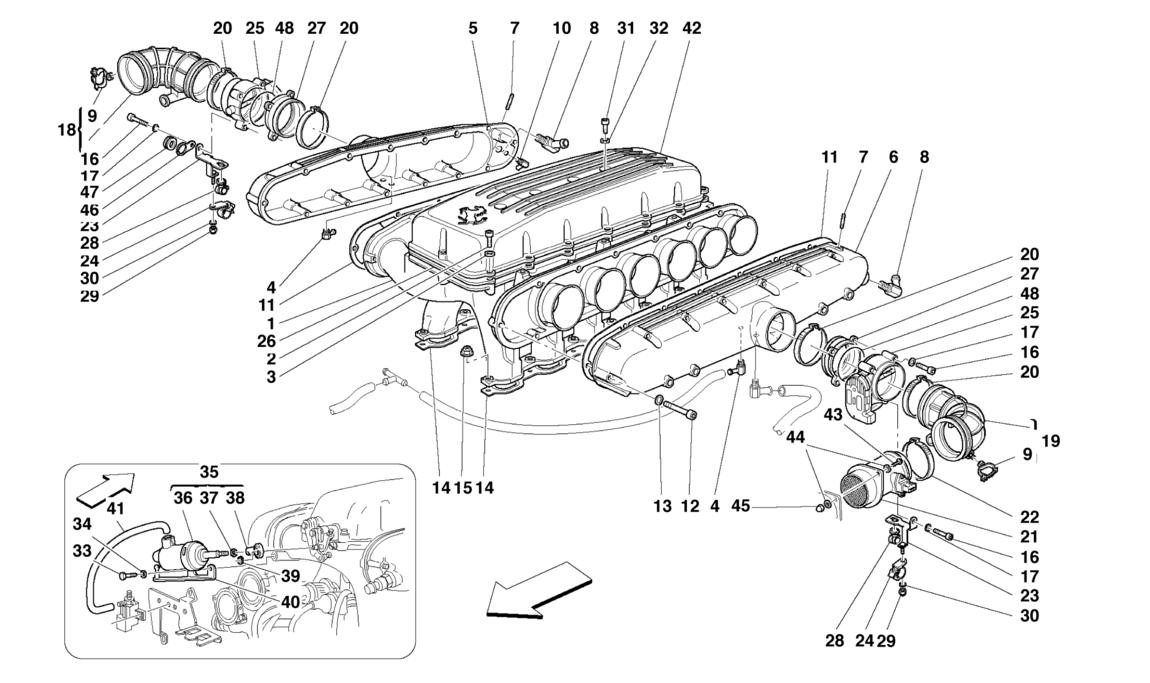 Air Intake Manifolds: Ferrari Superamerica Power Seat Wiring Diagram At Submiturlfor.com