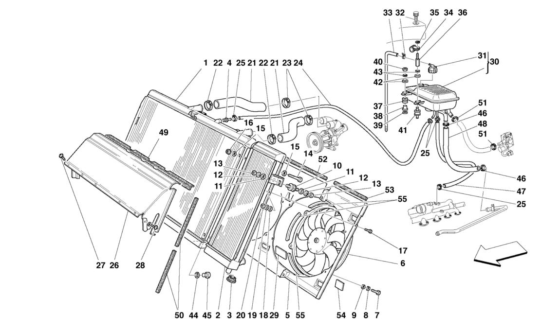 Cooling System Radiator And Nourice: Ferrari Superamerica Power Seat Wiring Diagram At Submiturlfor.com
