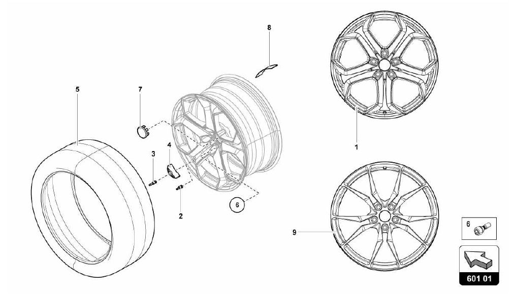 601.01.00-FRONT TYRES