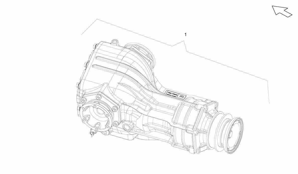 FRONT DIFFERENTIAL ASSEMBLY