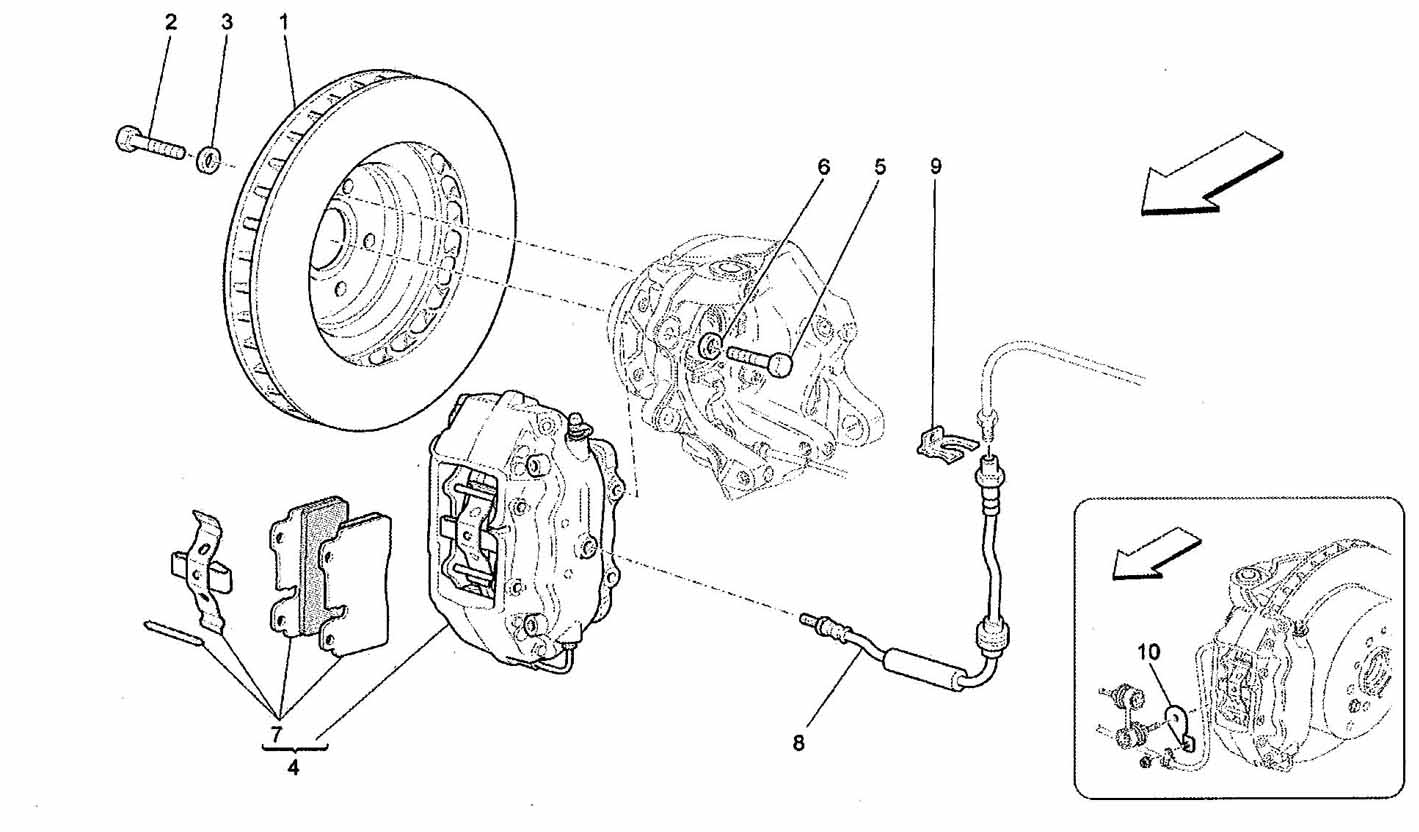BRAKING DEVICES – REAR WHEELS