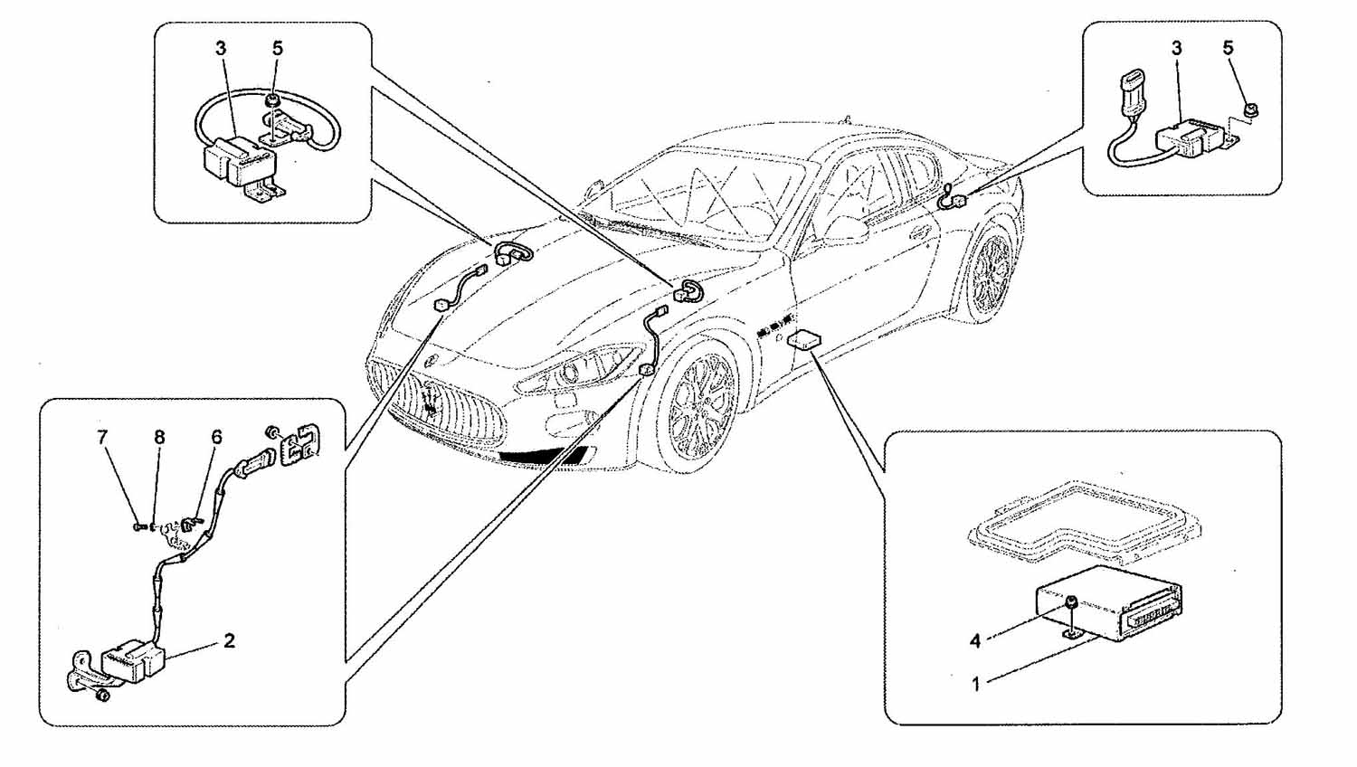 ELECTRONIC CONTROL – SUSPENSION