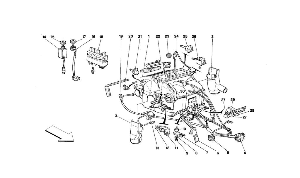 AIR CONDITION SET