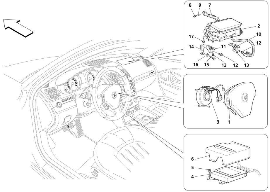 FRONTAL AIR-BAG SYSTEM