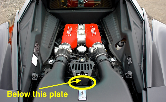 458 Assembly Number